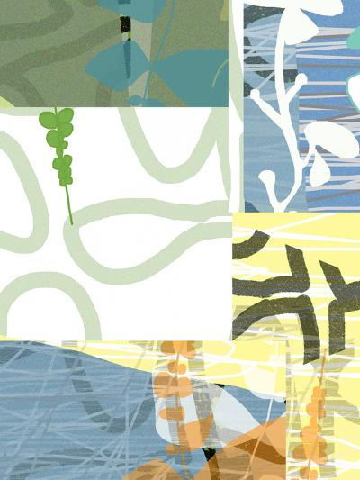 Pattern 11-Jan Weiss-Art Print