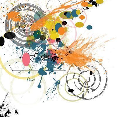 Pattern 12-Jan Weiss-Art Print