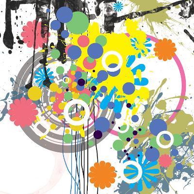 Pattern 13-Jan Weiss-Art Print
