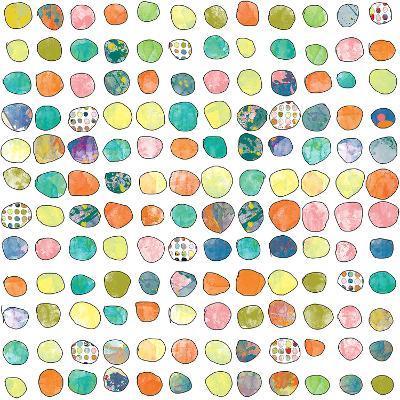 Pattern 15-Jan Weiss-Art Print