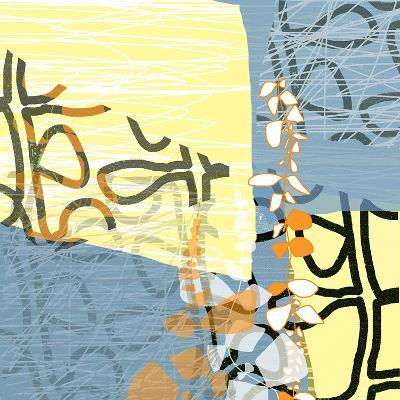 Pattern 16-Jan Weiss-Art Print