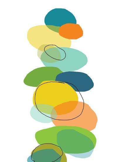 Pattern 1-Jan Weiss-Art Print