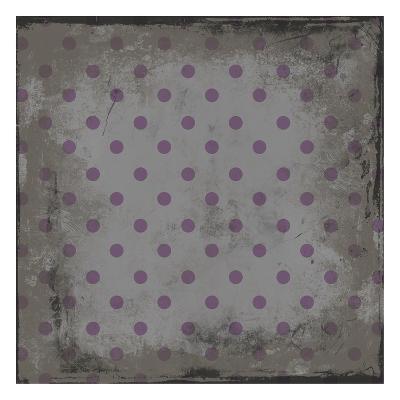 Pattern 3-Jace Grey-Art Print