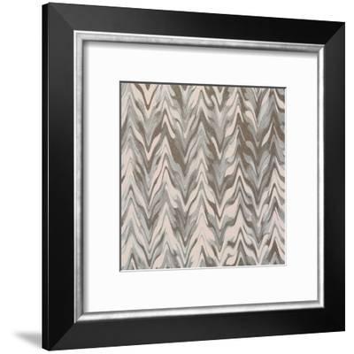 Pattern A-Kimberly Allen-Framed Art Print