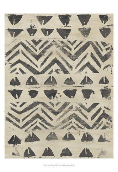 Pattern Bazaar I-June Erica Vess-Art Print