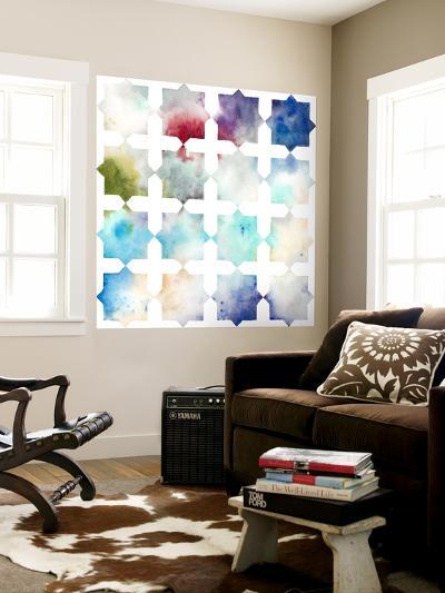 Pattern Blur I-Megan Meagher-Wall Mural