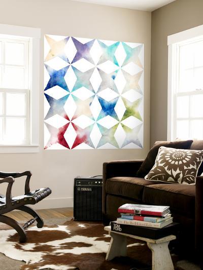Pattern Blur II-Megan Meagher-Wall Mural