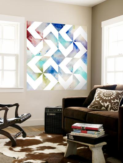 Pattern Blur III-Megan Meagher-Wall Mural
