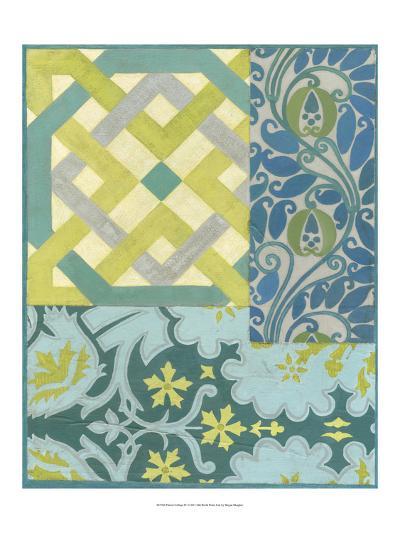Pattern Collage IV-Megan Meagher-Art Print