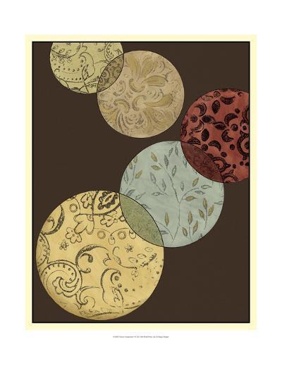 Pattern Composition I-Megan Meagher-Art Print