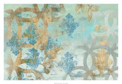 Pattern Construct I-Jennifer Goldberger-Giclee Print