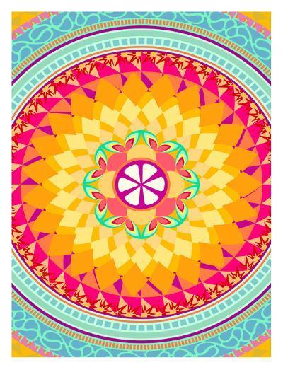 Pattern I-Patricia Pino-Art Print