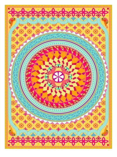 Pattern II-Patricia Pino-Art Print