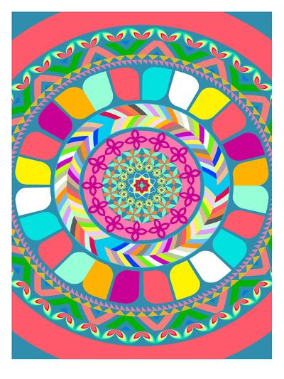 Pattern III-Patricia Pino-Art Print