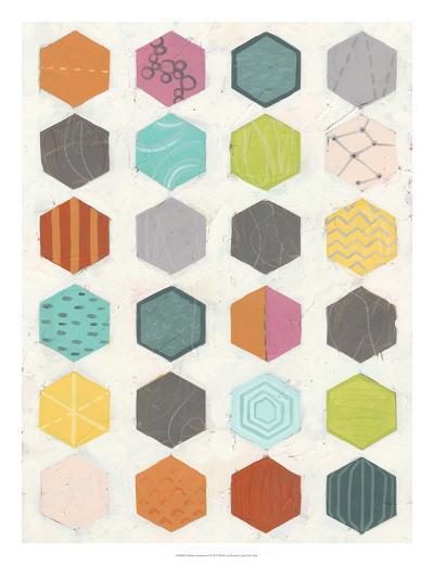 Pattern Interaction I-June Vess-Art Print