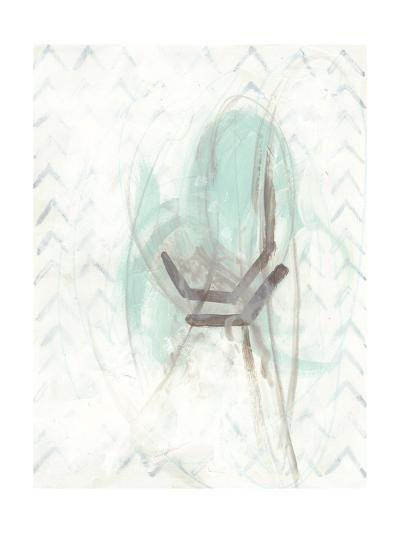 Pattern Logic I-June Erica Vess-Art Print
