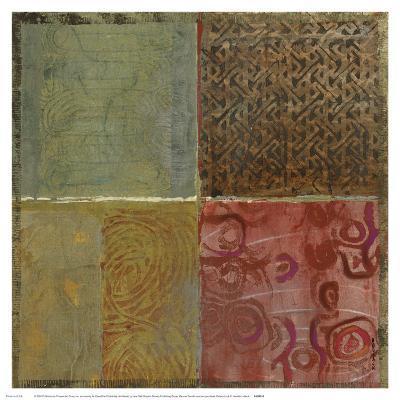 Pattern Luck III-Jennifer Hollack-Art Print