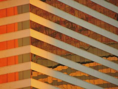 Pattern of Windows in a Building-Jorge Fajl-Photographic Print