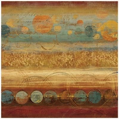 Pattern Play I-Tom Reeves-Art Print