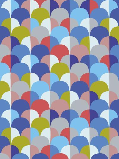 Pattern Play I-Sophie Ledesma-Giclee Print