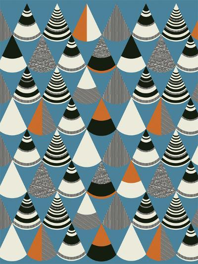 Pattern Play III-Sophie Ledesma-Giclee Print