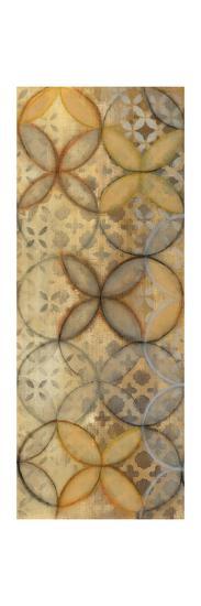 Pattern Sonata Panel III-Jeni Lee-Art Print