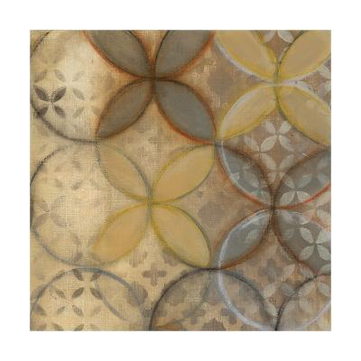 Pattern Sonata Sq I-Jeni Lee-Art Print