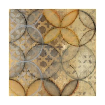 Pattern Sonata Sq III-Jeni Lee-Art Print