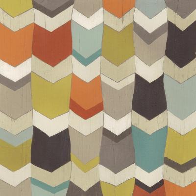 Pattern Undulation I-June Erica Vess-Art Print