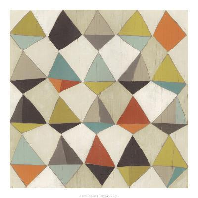 Pattern Undulation II-June Erica Vess-Art Print