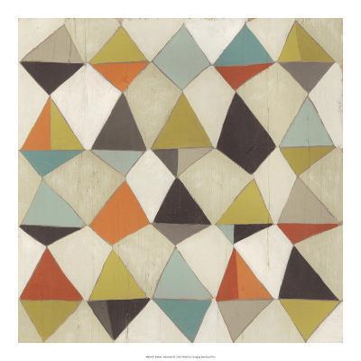 Pattern Undulation III-June Erica Vess-Art Print