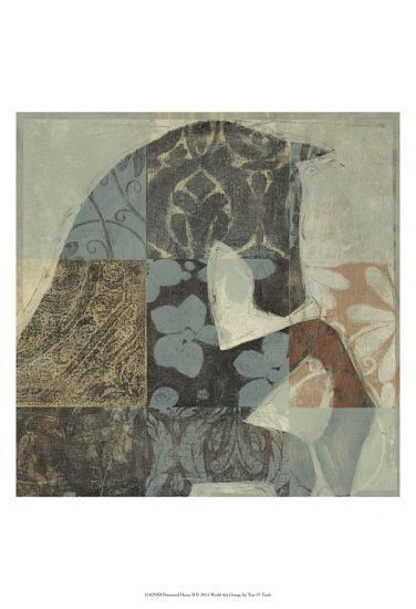 Patterned Horse II--Art Print