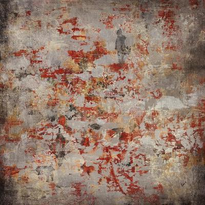 Patterned Wall-Alexys Henry-Giclee Print