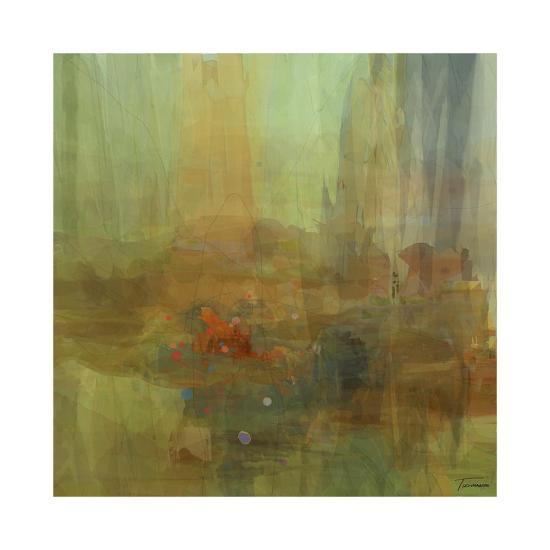 Patterns I-Michael Tienhaara-Giclee Print