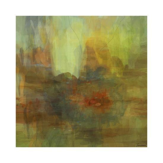 Patterns II-Michael Tienhaara-Giclee Print