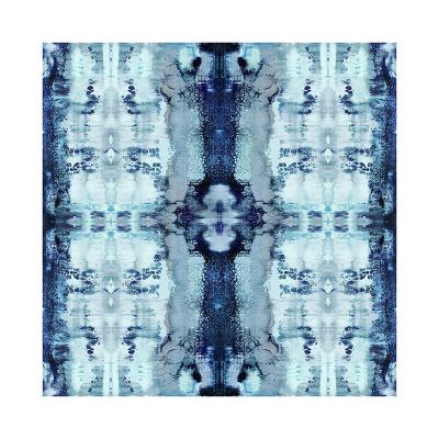 Patterns in Blue-Ellie Roberts-Giclee Print