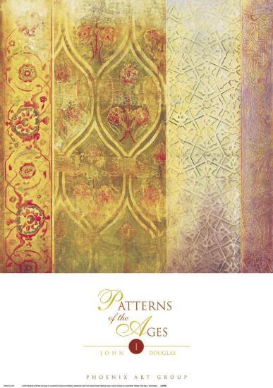 Patterns of the Ages I-John Douglas-Art Print