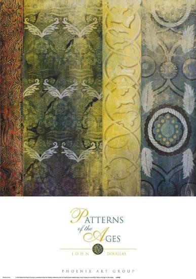 Patterns of the Ages IV-John Douglas-Art Print