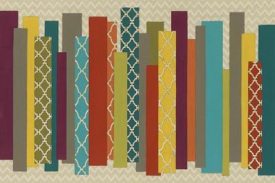 Patternscape I-June Erica Vess-Art Print