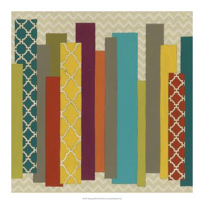 Patternscape II-June Erica Vess-Giclee Print