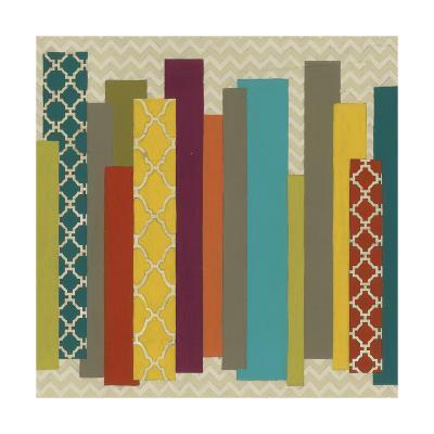 Patternscape II-June Erica Vess-Art Print