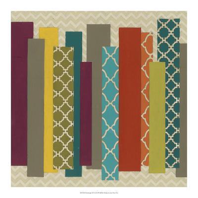 Patternscape III-June Erica Vess-Giclee Print