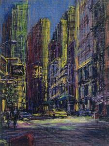 51st and Madison, New York City by Patti Mollica
