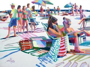 Beach Party by Patti Mollica