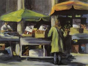 Detail of Flea Market by Patti Mollica