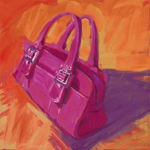 It Purse on Orange by Patti Mollica