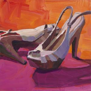 Latin Shoes by Patti Mollica