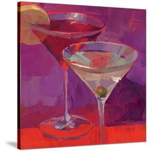 Martini in Magenta by Patti Mollica