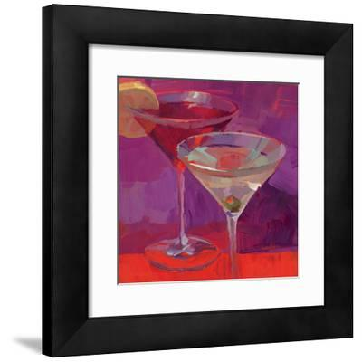 Martini in Magenta