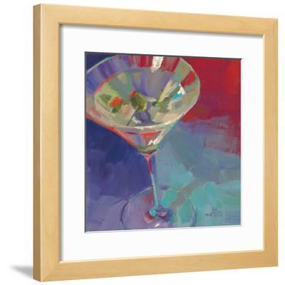 Martini in Plum